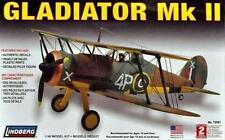Gloster Gladiator MK II    British  RAF  WW2                       1/48 Lindberg