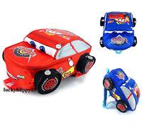 Kid Boys Girls Toddler Pixar Cars Mcqueen Schoolbag Backpack Children School Bag