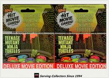 1990 Topps Teenage Mutant Ninja Turtles Movie Trading Card Full Set(132)x4