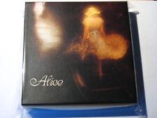 Alice empty PROMO BOX per il Giappone MINI LP CD CATERINA CASELLI, RICCARDO FOGLI