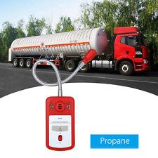 Combustible Natural Gas Leakage Detector Sensor w Sound Light Alarm Professional