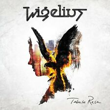 WIGELIUS - Tabula Rasa / New CD 2016 / Melodic Hard Rock AOR / Sweden