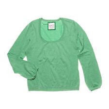 Esprit Damen-Pullover & -Strickware mit Rundhals-Ausschnitt aus Baumwollmischung