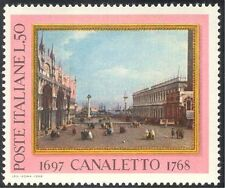 Italy 1968 Canaletto/Art/Artist/Painting/Venice/Buildings/Architecture 1v n43079