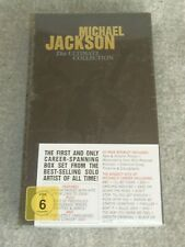 Michael Jackson - The ultimate Collection - 4 CDs + DVD Limited Edition neu/ovp