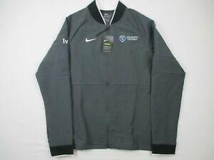 Columbia Lions Nike Jacket Men's Dark Gray Dri-Fit NEW Multiple Sizes
