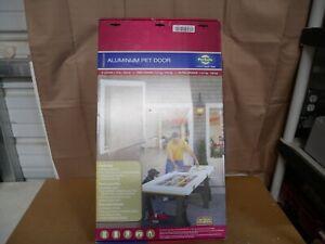 PetSafe Pet Door Flap X-Large Freedom Aluminum-Frame HPA11-11601