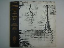 CS 362-STEREO, Connoisseur Society, Flute Concertos of Eighteenth Century Paris