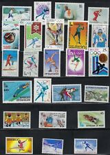 Winter Olympics - Beautiful Collection MNH Stamps  .......Sp.........# 8303