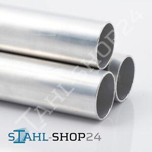 35cm auf Zuschnitt L/änge 350mm Aluminium Rundrohr AlMgSi05 /Ø 70x5mm
