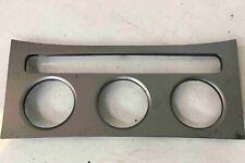 Volkswgen Passat B6 2005-2010 Heater Controls Surround Silver 3c0863100