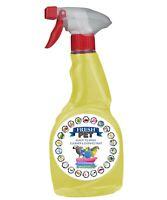 Fresh Pet Bird Cage Spray Cleaner Deodoriser - 500ml Vanilla