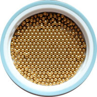 Solid Bearing Balls High Precision 20mm 20pcs Brass H62