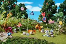 Digimon Adventure Digi Colle Data1 8-pack Figure Set by Megahouse