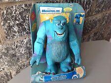 2001Vintage #NRFB Disney Pixar Super Scare Sulley Monsters Inc. Nib