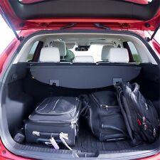 Trunk Cargo Cover Mazda CX-5 2013 2014 2015 2016 Retractable Shade Black KD33