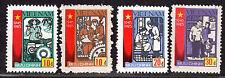 $N. Viet Nam Sc#1592-95 M/NH, complete set, Cv. $30