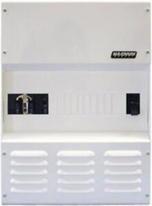 Magnum Energy, Panel Single Enclosure Low Power W/250A DC Breaker (Fits 24Vdc)