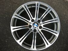 "Genuine Factory OEM 19x9.5"" BMW M3 forged wheel E90 E92 excellent Condition"