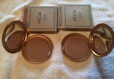 NEW Lot Of 2 Stila Sun Bronzing Powder Shade #02 8g/0.28oz