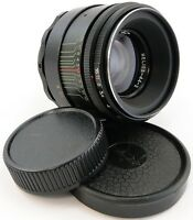 ⭐SERVICED⭐ HELIOS 44-2 58mm f/2 Russian Lens Mount M42 Panasonic Lumix Olympus