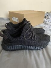 ADIDAS YEEZY BOOST 350 PIRATE BLACK 2.0 UK 10 US 10.5 EU 44 2/3 BB5350 2016