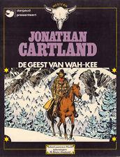 JONATHAN CARTLAND 02 - DE GEEST VAN WAH-KEE