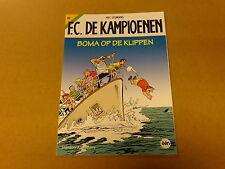 STRIP / F.C. DE KAMPIOENEN 82: BOMA OP DE KLIPPEN | 1ste druk