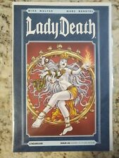 Lady Death 26 Auxiliary Limited To 1000