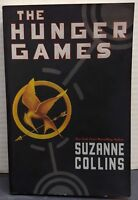 THE HUNGER GAMES Suzanne Collins First of Trilogy Paperback