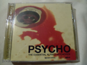 Psycho: The Essential Alfred Hitchcock Silva Screen Records , 2CD, 1999. HDCD