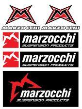 ki 5 Adesivi Stickers MARZOCCHI Suspension Varie Misure ducati hypermotard