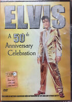 DVD Elvis A 50th Anniversary Celebration Buddy Holly Cliff Richard Glen Campbell