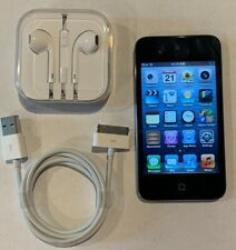 Apple iPod Touch A1367 4th Generation Black 32GB