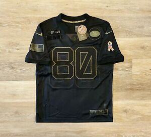 Nike San Francisco 49ers Jerry Rice 2020 Salute To Service Jersey Men's Med NWT