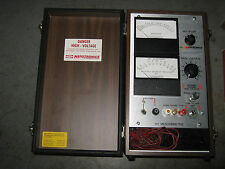Hubbell Hipotronics HVM5-A 5kV Megohmeter,  Used, Great Condition