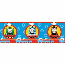 THOMAS AND FRIENDS WALLPAPER BORDER KIDS BOYS ROOM DECOR