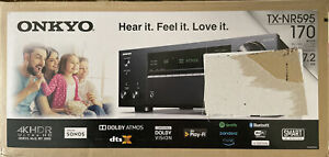 Onkyo TXNR595 7.2 Channel Network Receiver