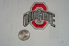 "NCAA Ohio State Buckeyes 1987-2012 Logo Iron On Embroidered Patch 2.75"" x 2.5"""