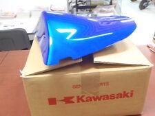 COPRISELLA POSTERIORE KAWASAKI Z750 COLORE BLU - 999961347723