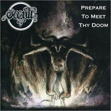 OCCULT - Prepare To Meet Thy Doom  [BLACK Vinyl] LP