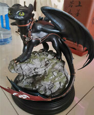 How to Train Your Dragon Toothless Statue Resin Model GK Gifts New