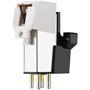 Replacement Magnetic Cartridge Stylus Needle for Turntable Record Player