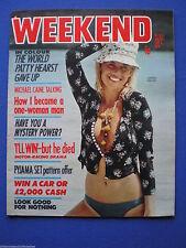 August Weekend Urban, Lifestyle & Fashion Magazines