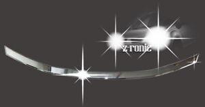 CHROM MOTORHAUBE LEISTE BLENDE TUNING für Nissan X-Trail (T32) NEU