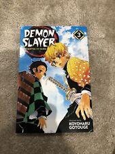 More details for demon slayer: kimetsu no yaiba vol 3