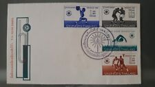THAILAND fdc -like cover Asian Games 1966 special event; boxing sports olympics
