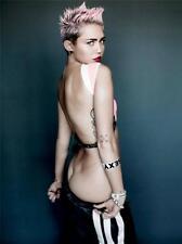 Miley Cyrus Hot Photo Brillant No454