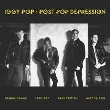 CD de musique pop Iggy Pop sans compilation