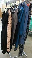 Wholesale Bulk Lot of 9 Women's Size Large Dresses Mixed Seasons & Lengths